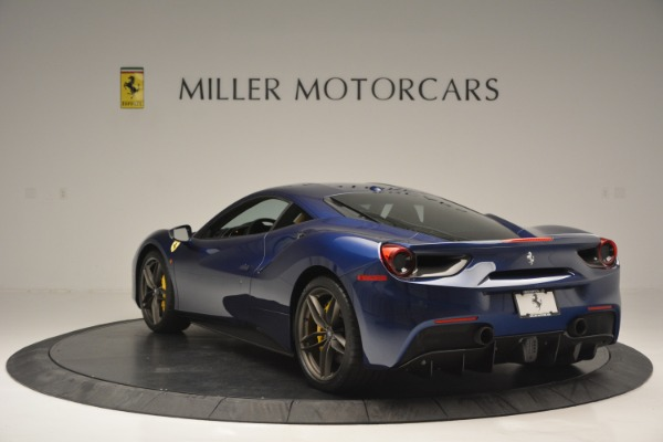 Used 2018 Ferrari 488 GTB for sale Sold at Bentley Greenwich in Greenwich CT 06830 5