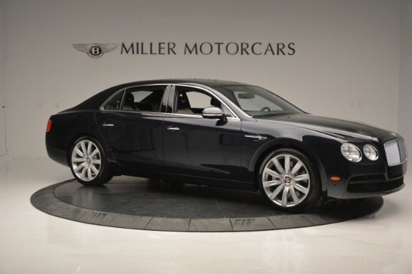 New 2018 Bentley Flying Spur V8 for sale Sold at Bentley Greenwich in Greenwich CT 06830 10