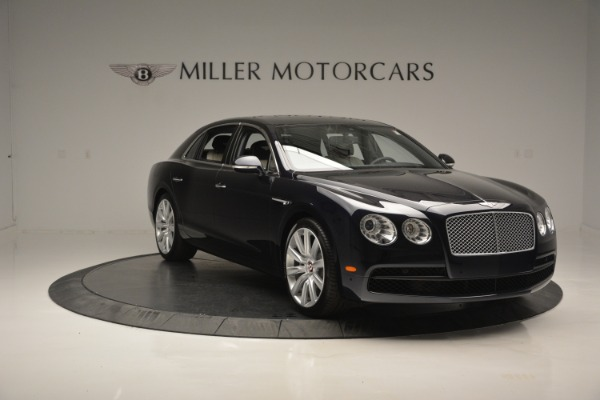New 2018 Bentley Flying Spur V8 for sale Sold at Bentley Greenwich in Greenwich CT 06830 11