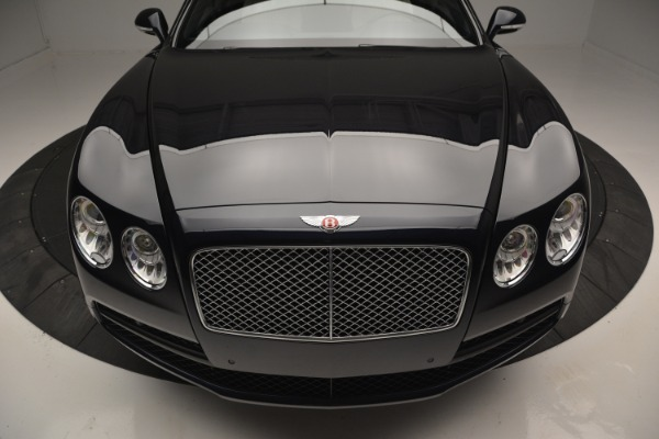 New 2018 Bentley Flying Spur V8 for sale Sold at Bentley Greenwich in Greenwich CT 06830 12