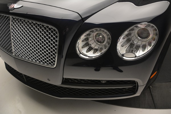 New 2018 Bentley Flying Spur V8 for sale Sold at Bentley Greenwich in Greenwich CT 06830 13