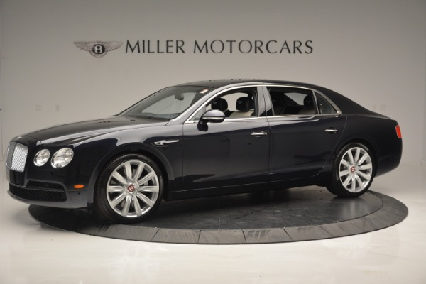 New 2018 Bentley Flying Spur V8 for sale Sold at Bentley Greenwich in Greenwich CT 06830 2