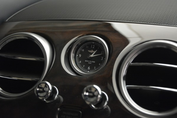 New 2018 Bentley Flying Spur V8 for sale Sold at Bentley Greenwich in Greenwich CT 06830 22