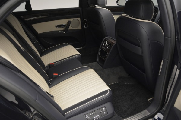 New 2018 Bentley Flying Spur V8 for sale Sold at Bentley Greenwich in Greenwich CT 06830 28