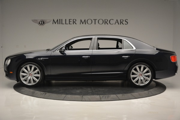 New 2018 Bentley Flying Spur V8 for sale Sold at Bentley Greenwich in Greenwich CT 06830 3