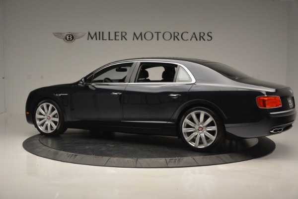 New 2018 Bentley Flying Spur V8 for sale Sold at Bentley Greenwich in Greenwich CT 06830 4