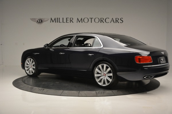 New 2018 Bentley Flying Spur V8 for sale Sold at Bentley Greenwich in Greenwich CT 06830 5