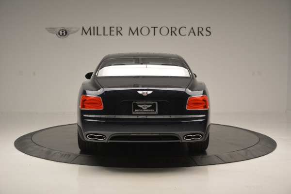 New 2018 Bentley Flying Spur V8 for sale Sold at Bentley Greenwich in Greenwich CT 06830 6