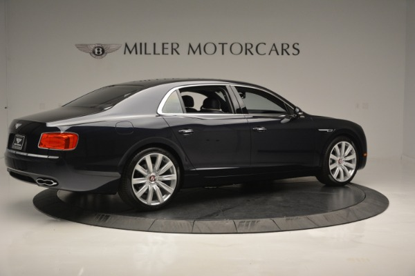 New 2018 Bentley Flying Spur V8 for sale Sold at Bentley Greenwich in Greenwich CT 06830 8