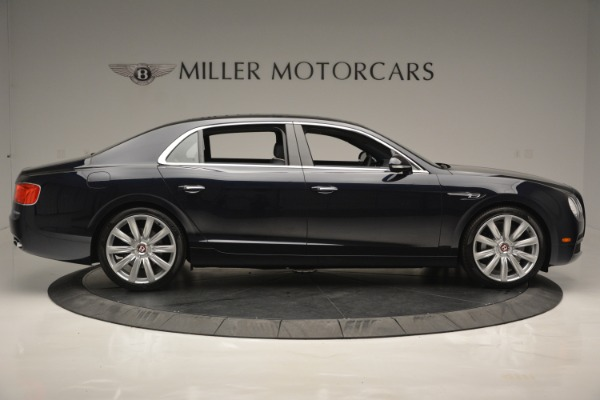 New 2018 Bentley Flying Spur V8 for sale Sold at Bentley Greenwich in Greenwich CT 06830 9