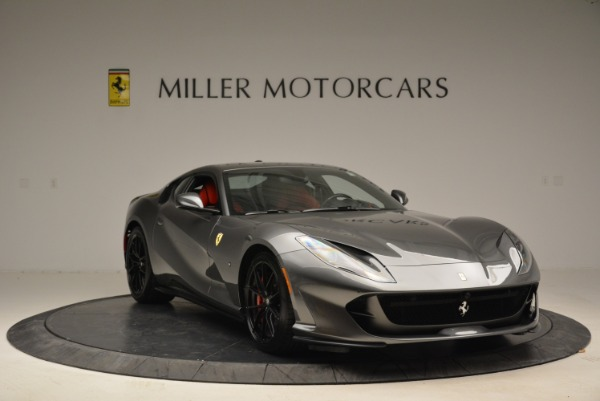 Used 2018 Ferrari 812 Superfast for sale Sold at Bentley Greenwich in Greenwich CT 06830 11