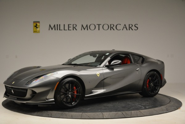 Used 2018 Ferrari 812 Superfast for sale Sold at Bentley Greenwich in Greenwich CT 06830 2