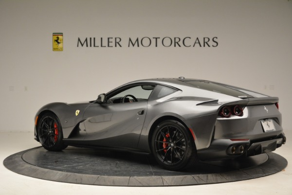 Used 2018 Ferrari 812 Superfast for sale Sold at Bentley Greenwich in Greenwich CT 06830 4