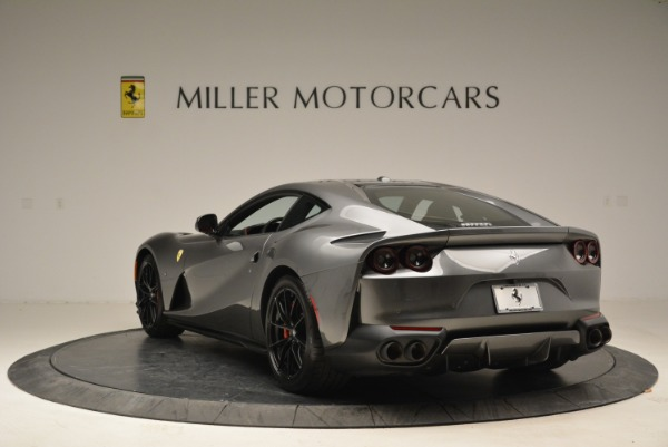 Used 2018 Ferrari 812 Superfast for sale Sold at Bentley Greenwich in Greenwich CT 06830 5