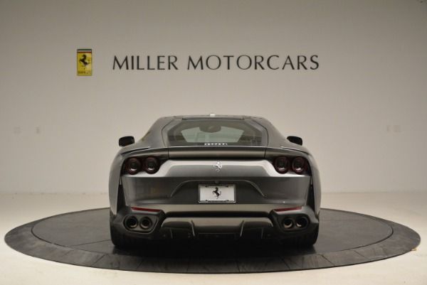 Used 2018 Ferrari 812 Superfast for sale Sold at Bentley Greenwich in Greenwich CT 06830 6