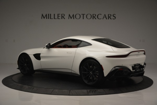 New 2019 Aston Martin Vantage for sale Sold at Bentley Greenwich in Greenwich CT 06830 4