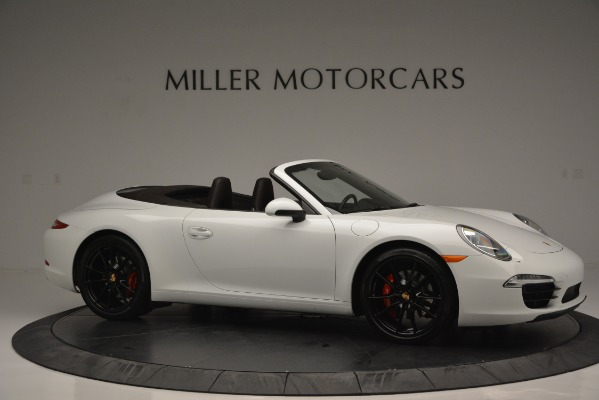 Used 2015 Porsche 911 Carrera S for sale Sold at Bentley Greenwich in Greenwich CT 06830 10