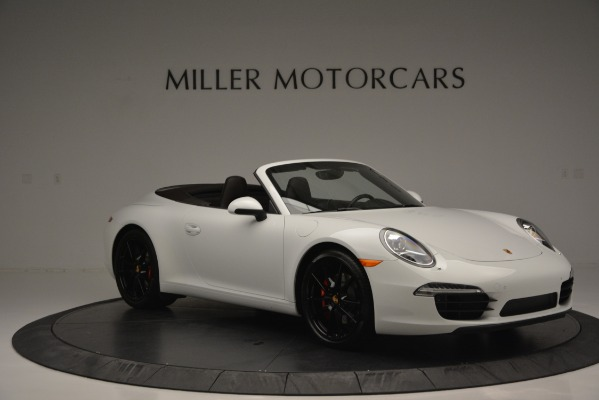 Used 2015 Porsche 911 Carrera S for sale Sold at Bentley Greenwich in Greenwich CT 06830 11