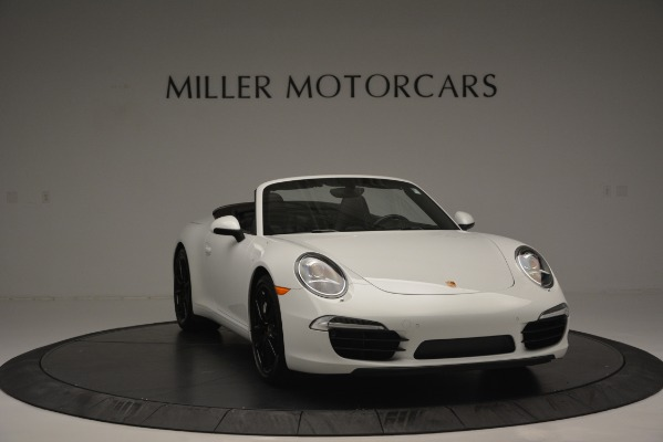 Used 2015 Porsche 911 Carrera S for sale Sold at Bentley Greenwich in Greenwich CT 06830 12