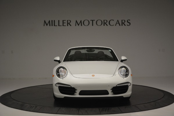 Used 2015 Porsche 911 Carrera S for sale Sold at Bentley Greenwich in Greenwich CT 06830 13