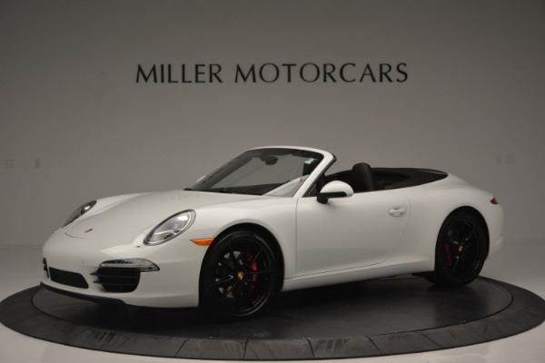 Used 2015 Porsche 911 Carrera S for sale Sold at Bentley Greenwich in Greenwich CT 06830 2