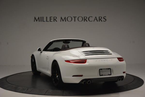 Used 2015 Porsche 911 Carrera S for sale Sold at Bentley Greenwich in Greenwich CT 06830 5