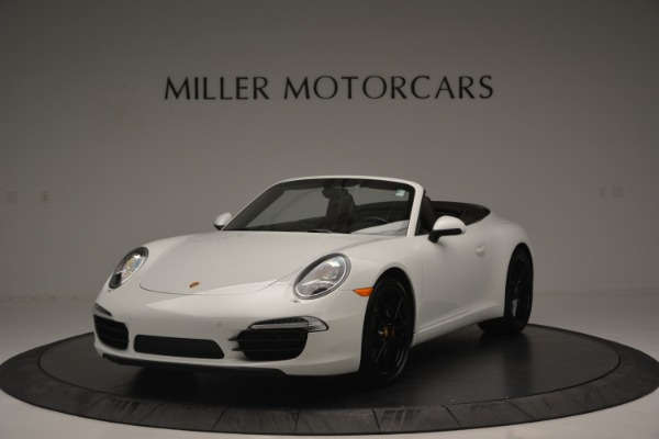 Used 2015 Porsche 911 Carrera S for sale Sold at Bentley Greenwich in Greenwich CT 06830 1