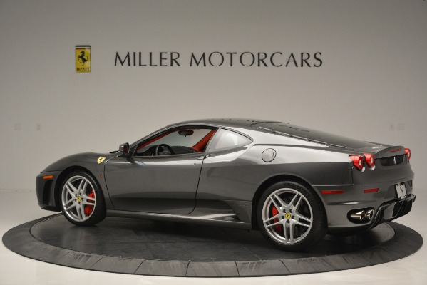 Used 2008 Ferrari F430 for sale Sold at Bentley Greenwich in Greenwich CT 06830 4