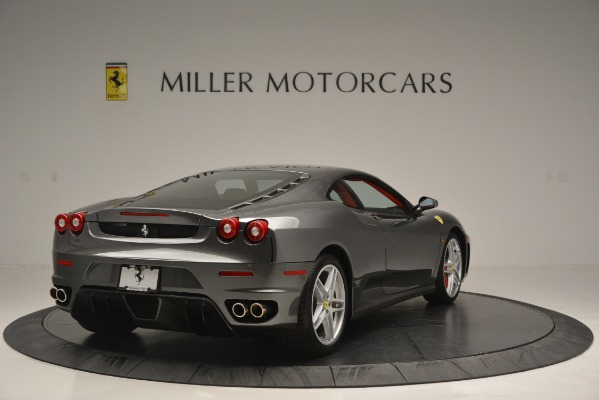 Used 2008 Ferrari F430 for sale Sold at Bentley Greenwich in Greenwich CT 06830 7