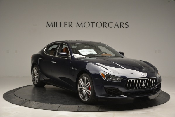 Used 2019 Maserati Ghibli S Q4 for sale Sold at Bentley Greenwich in Greenwich CT 06830 11