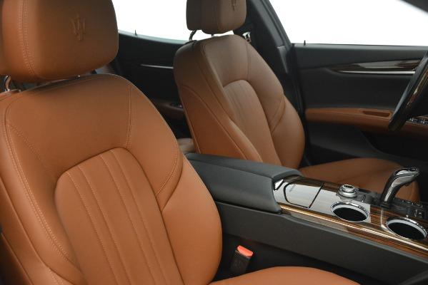 Used 2019 Maserati Ghibli S Q4 for sale Sold at Bentley Greenwich in Greenwich CT 06830 19