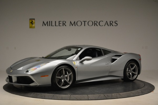 Used 2018 Ferrari 488 GTB for sale Sold at Bentley Greenwich in Greenwich CT 06830 2
