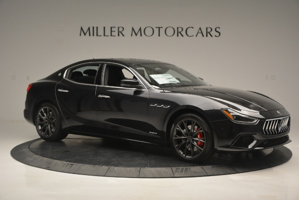 Used 2019 Maserati Ghibli S Q4 GranSport for sale Sold at Bentley Greenwich in Greenwich CT 06830 10