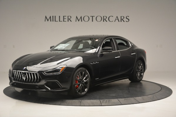 Used 2019 Maserati Ghibli S Q4 GranSport for sale Sold at Bentley Greenwich in Greenwich CT 06830 2