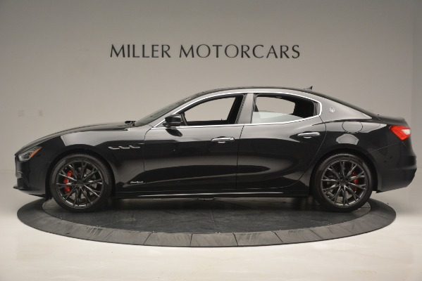 Used 2019 Maserati Ghibli S Q4 GranSport for sale Sold at Bentley Greenwich in Greenwich CT 06830 3
