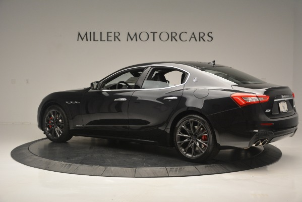 Used 2019 Maserati Ghibli S Q4 GranSport for sale Sold at Bentley Greenwich in Greenwich CT 06830 4