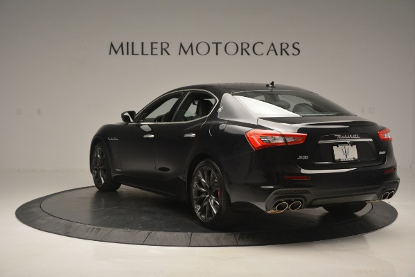 Used 2019 Maserati Ghibli S Q4 GranSport for sale Sold at Bentley Greenwich in Greenwich CT 06830 5