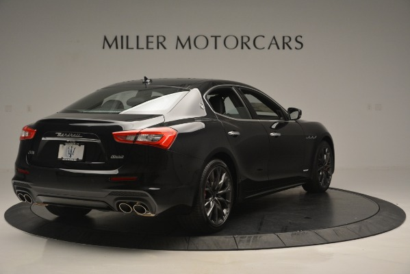 Used 2019 Maserati Ghibli S Q4 GranSport for sale Sold at Bentley Greenwich in Greenwich CT 06830 7