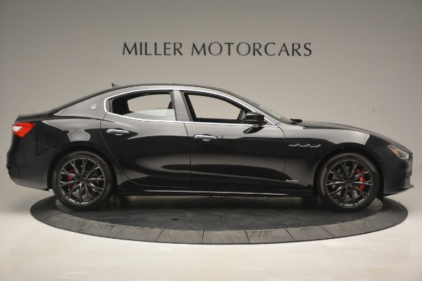 Used 2019 Maserati Ghibli S Q4 GranSport for sale Sold at Bentley Greenwich in Greenwich CT 06830 9