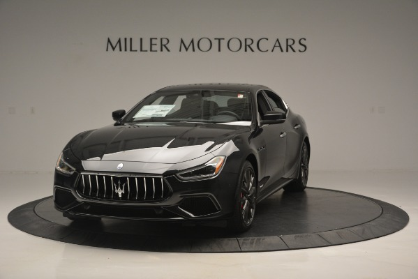 Used 2019 Maserati Ghibli S Q4 GranSport for sale Sold at Bentley Greenwich in Greenwich CT 06830 1