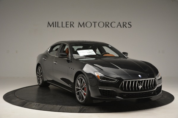 New 2019 Maserati Ghibli S Q4 GranLusso for sale Sold at Bentley Greenwich in Greenwich CT 06830 11