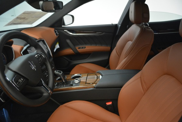 New 2019 Maserati Ghibli S Q4 GranLusso for sale Sold at Bentley Greenwich in Greenwich CT 06830 14