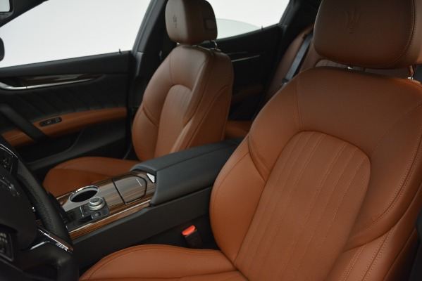 New 2019 Maserati Ghibli S Q4 GranLusso for sale Sold at Bentley Greenwich in Greenwich CT 06830 15