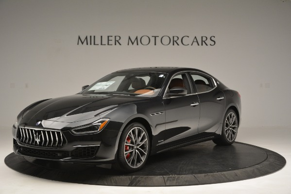 New 2019 Maserati Ghibli S Q4 GranLusso for sale Sold at Bentley Greenwich in Greenwich CT 06830 2