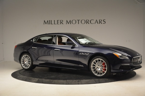 New 2019 Maserati Quattroporte S Q4 GranSport for sale $125,765 at Bentley Greenwich in Greenwich CT 06830 10