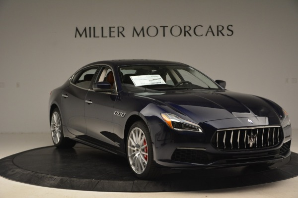 New 2019 Maserati Quattroporte S Q4 GranSport for sale $125,765 at Bentley Greenwich in Greenwich CT 06830 11