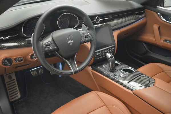 New 2019 Maserati Quattroporte S Q4 GranSport for sale $125,765 at Bentley Greenwich in Greenwich CT 06830 14