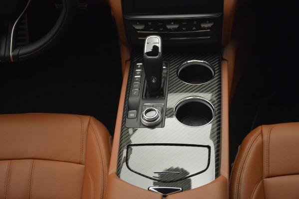 New 2019 Maserati Quattroporte S Q4 GranSport for sale $125,765 at Bentley Greenwich in Greenwich CT 06830 16