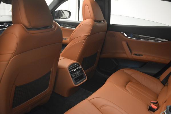 New 2019 Maserati Quattroporte S Q4 GranSport for sale $125,765 at Bentley Greenwich in Greenwich CT 06830 19