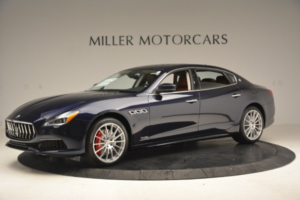 New 2019 Maserati Quattroporte S Q4 GranSport for sale $125,765 at Bentley Greenwich in Greenwich CT 06830 2